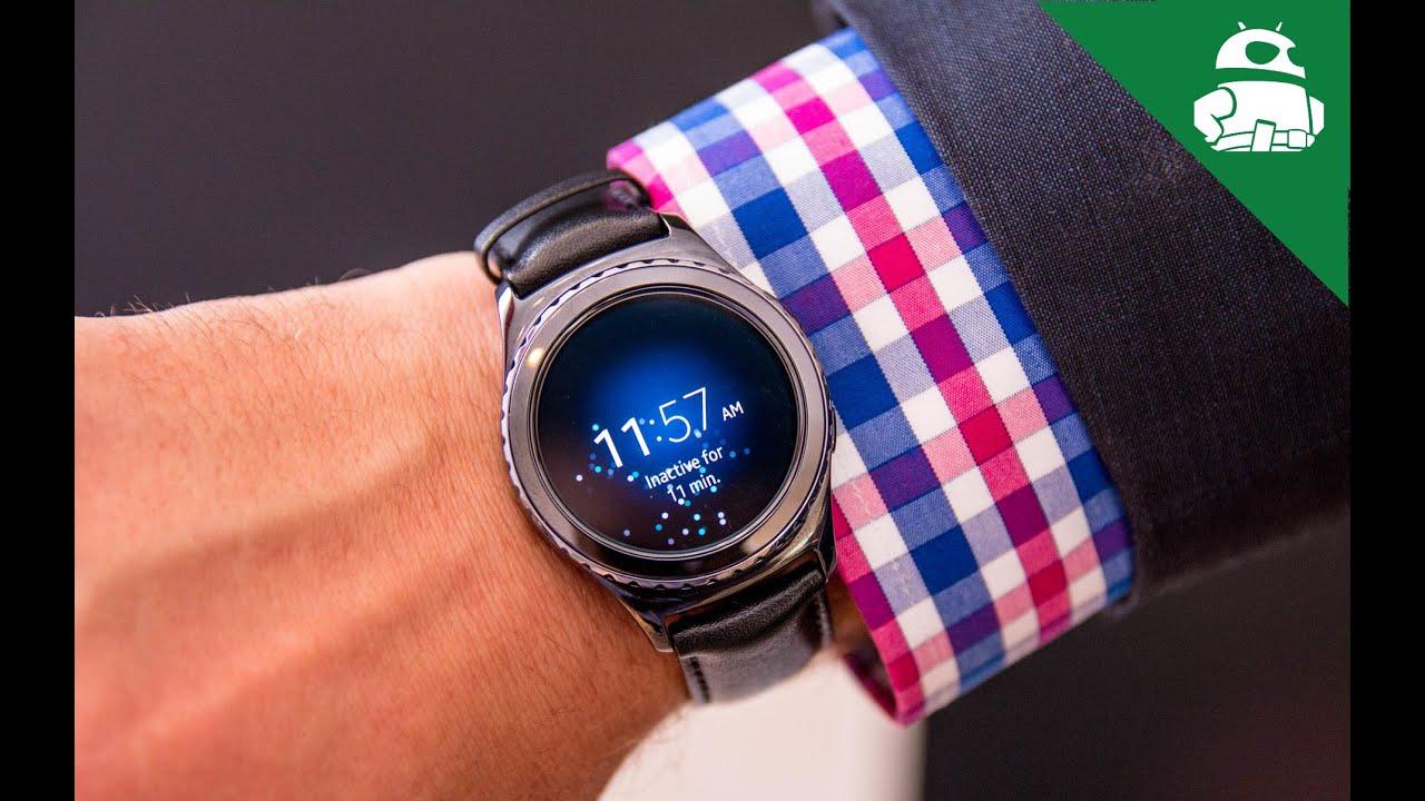 Samsung Gear S2 Classic Zwart (Beige, Zwart) - Prijzen - Tweakers