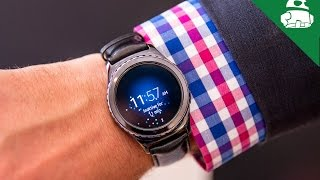 Samsung Gear S2 & Gear S2 Classic Hands On!