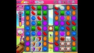 Candy Crush Saga Nivel 1078 completado en español sin boosters (level 1078)