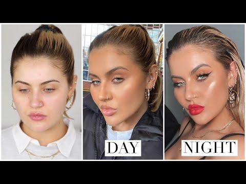 easy-day-to-night-makeup/hair-tutorial-|-jamie-genevieve