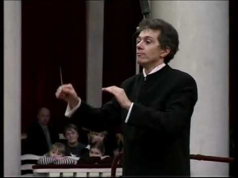 """Alexander Polishchuk conducting Rossini """"La Gazza ladra"""""""