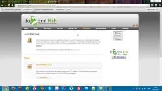 видео CMS Joomla! Впечатления.