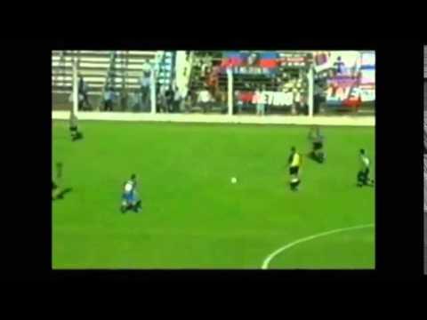 Almirante Brown (Arrecifes) 2 - Tigre 2 (Gol de Frangipane) Nacional B Clausura 2002 Grupo A