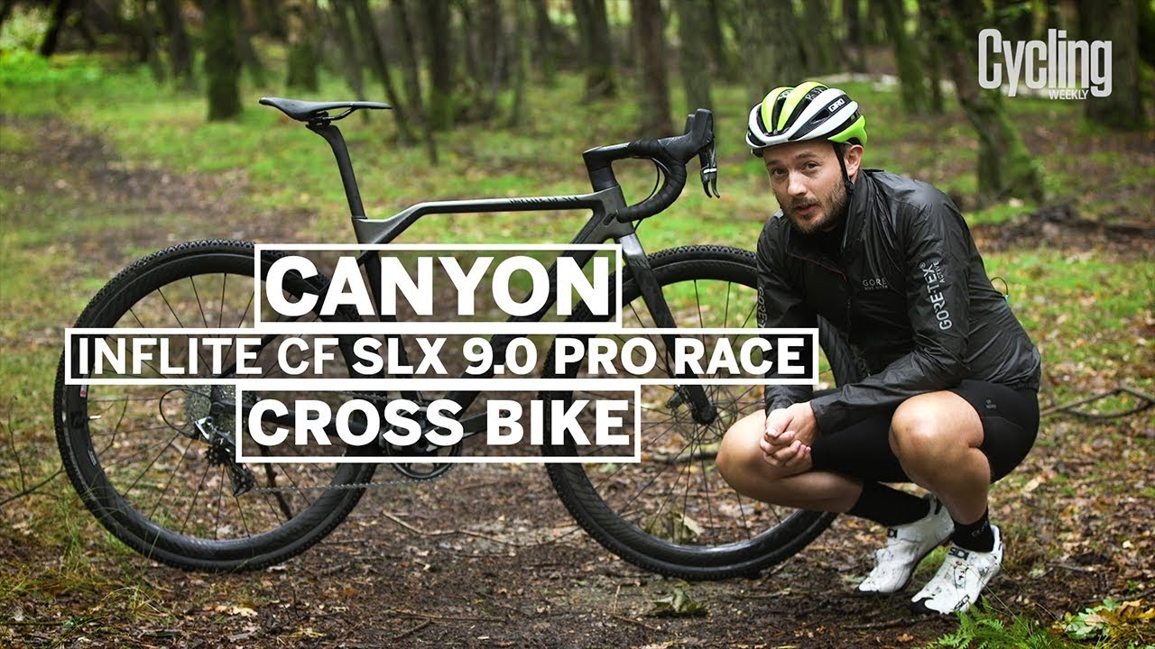 6858ca9e51d Canyon Inflite CF SLX 9.0 Pro Race | Cyclocross Special | Cycling Weekly