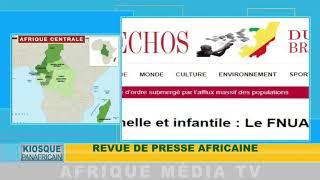 KIOSQUE PANAFRICAIN DU 19 02    2020