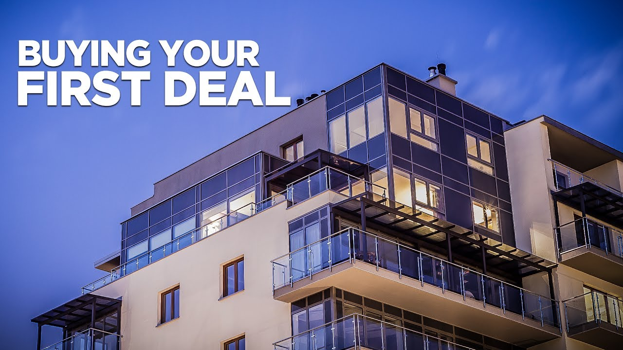 Gentil How To Buy Your First Real Estate Deal With Grant Cardone