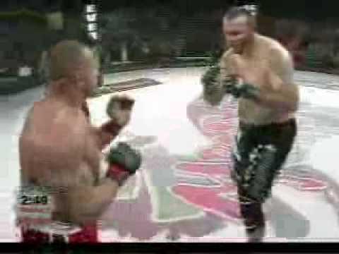 Mariusz Pudzianowski vs Tim Sylvia MMA