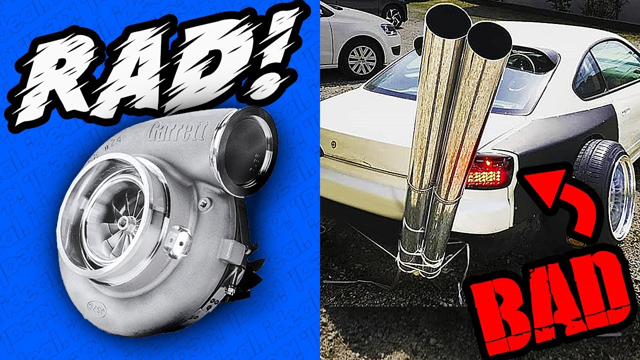 5 AWESOME Car Mods WE Love [and 5 we HATE!]