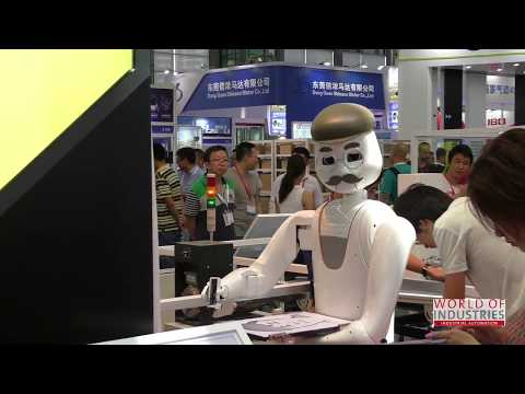 Show Report of Industrial Automation Shenzhen 2017 [HD]