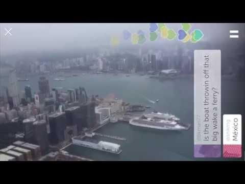 100 Floors Above Hong Kong