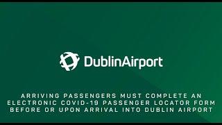 Passengers Arriving to Ireland