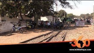 Le360.ma • Les cheminots maliens entament une grève de la faim