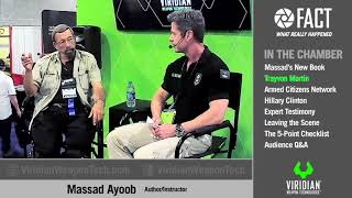 Just the FACTs: NRA 2017 - Ep.2 Massad Ayoob, Author/Instructor