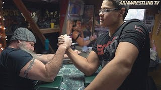 Christmas Arm Wrestling Party 2018