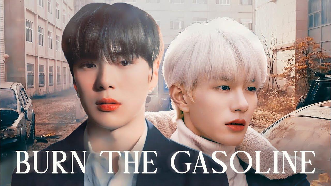 [MASHUP] 몬스타엑스 (MONSTA X)/ 골든차일드 (Golden Child)/ - Burn It/ Gasoline