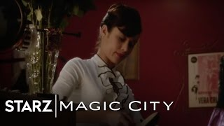 "Magic City | Episode 4 Scene Clip ""Vera's Secret"" 