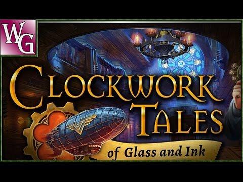 По списку №21 Clockwork Tales: Of Glass and Ink - искать, найти и перепрятать