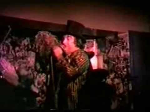 Screaming Lord Sutch & The Savages live with Carlo Little, early 1990s