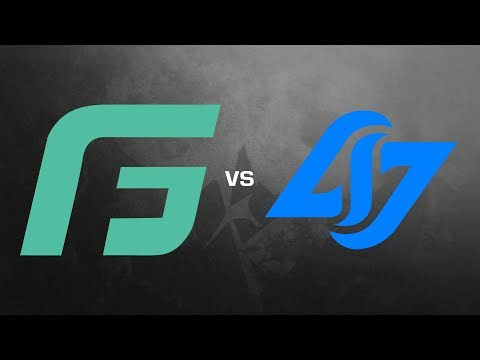 Gale Force Esports vs. Counter Logic Gaming - Dreamhack Montreal 2017 - Overpass