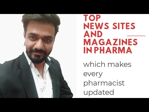 Top News Portals And Magazines In Pharma