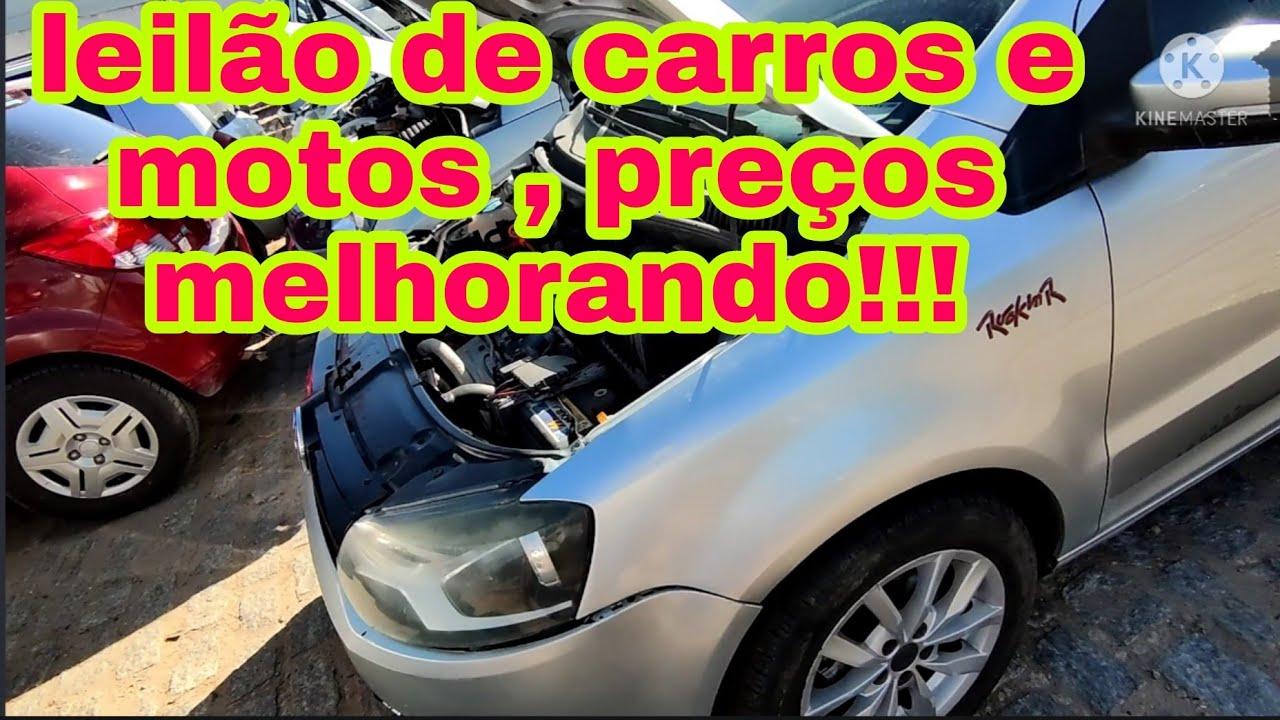 Leilão de carros , melhorando os preços. + carros = + oportunidades.