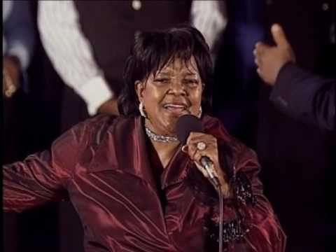 Shirley Caesar - Peace In The Midst Of The Storm Lyrics ...
