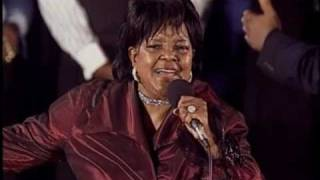 "Shirley Caesar ""Sweeping Through The City"""