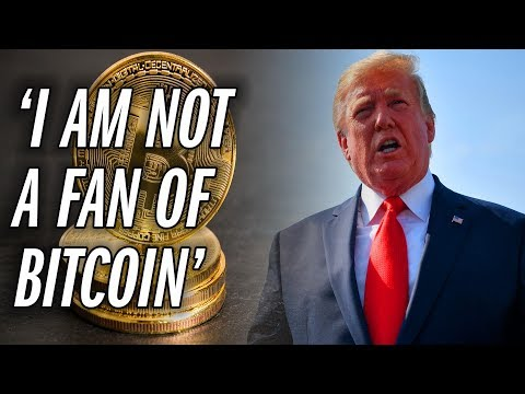 Shots Fired! Donald Trump Gives First Official Position On Bitcoin