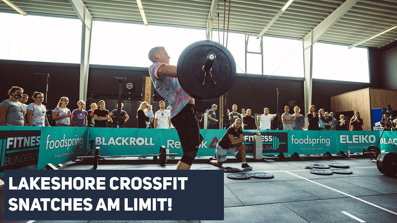 Lakeshore CrossFit - Snatches am Limit!
