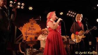 Jeena & Vauhtikallot - Bensaa suonissa (video Jyrki Kallio)