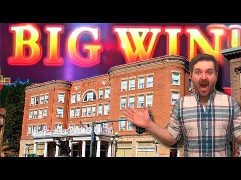 Deadwood Delivers! SDGuy Hits Some Zesty Wins in Deadwood