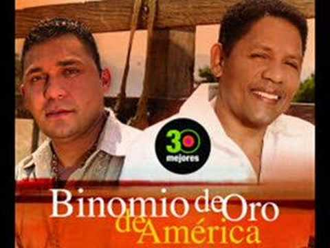 video de vallenato de binomio de oro: