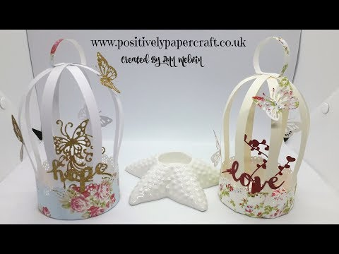 Beautiful Bird Cage Ideal For Mothers Day :-)