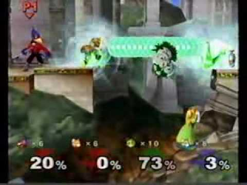 Super Smash Brothers Melee: The Black Hole