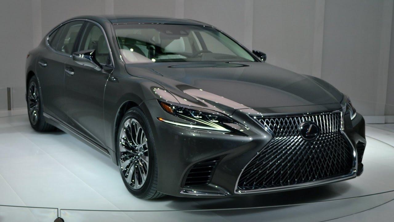 2018 Lexus Ls First Look 2017 Detroit Auto Show Youtube