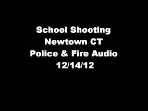 Newtown School Shooting Audio 12/14/12