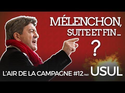 Jean-Luc Mélenchon : suite et fin ? par Usul