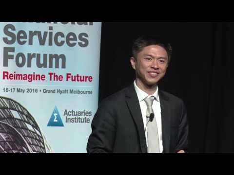 Concurrent 6: Actuary Entrepreneur - Kevin Lin