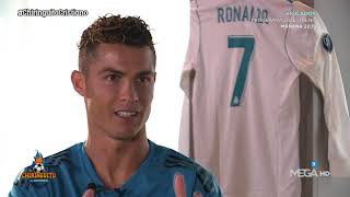 "Cristiano: ""cuando Me Quito La Camiseta Me Dicen 'chulo' Pero Mi Novia Me Dice Que Estoy BuenÍsimo"""
