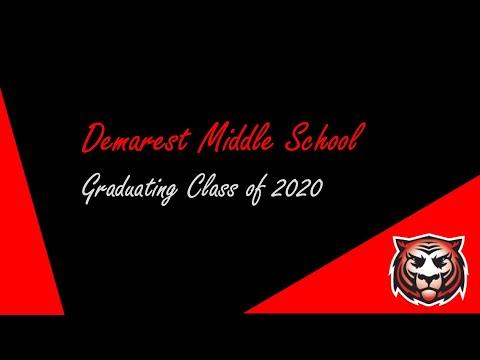 Demarest Middle School - 2020 Graduation