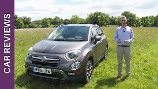 Fiat 500X 2015 Videos