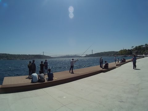 WALKING FROM ISTINYE TO BESIKTAS - ISTANBUL BOSPHORUS TOUR