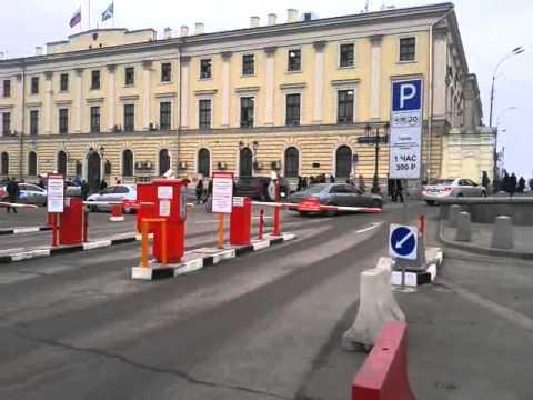 Москва Казанский вокзал - YouTube