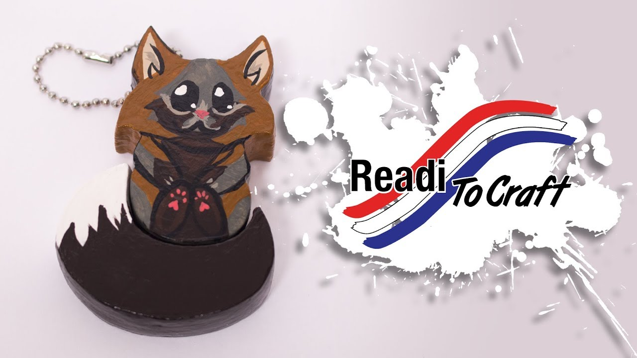 Readi to Craft: Fox Flash Drive