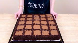 Новогодний торт Трюфель Տորթ Տրուֆել Chocolate Truffle Cake Recipe English Subtitles