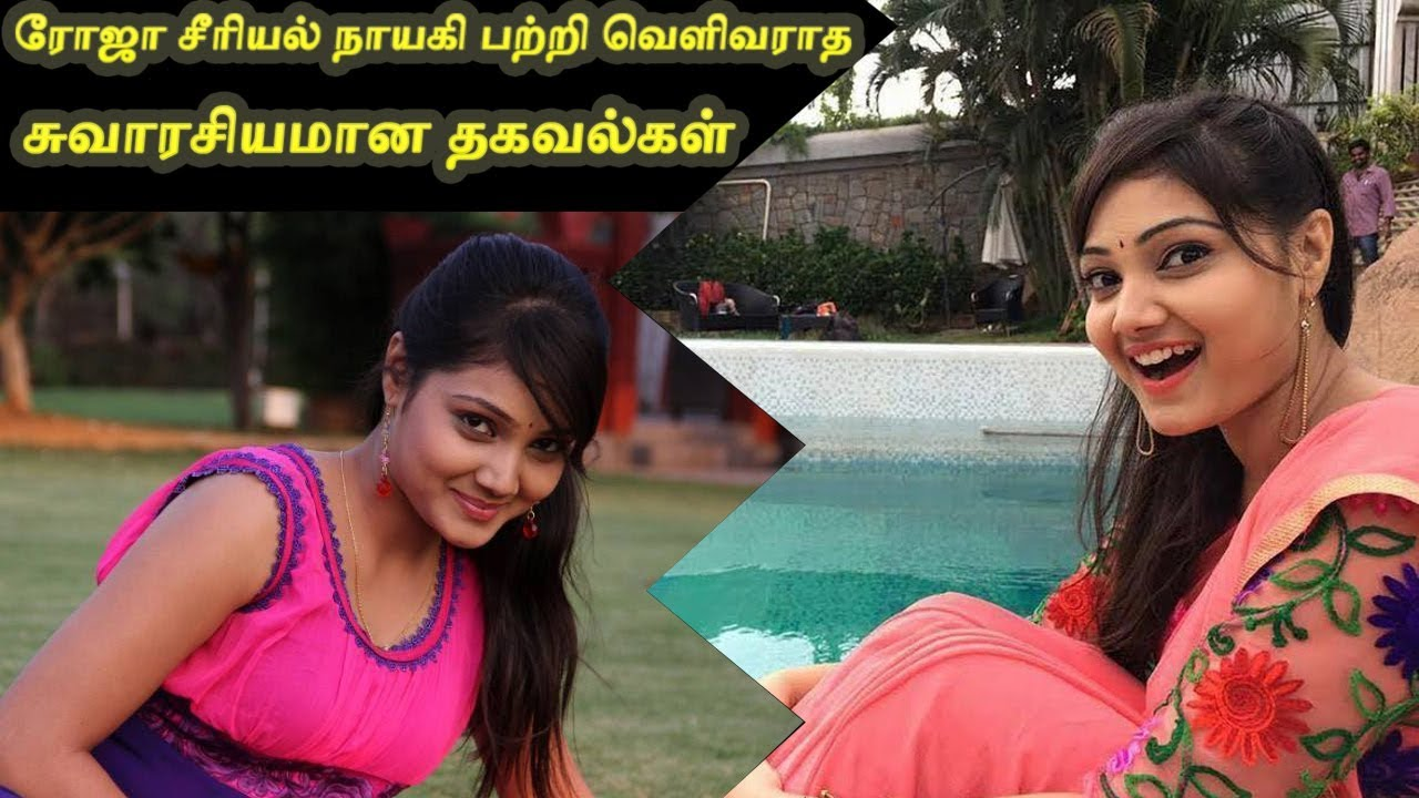 Sun Tv Roja serial Anu and Roja (Priyanka Nalkar) - Interesting Biography
