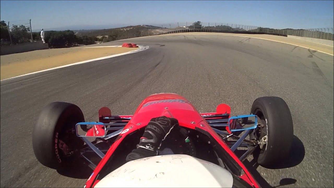 Laguna Seca Raceway >> How to take the Corkscrew at Mazda Raceway Laguna Seca - YouTube