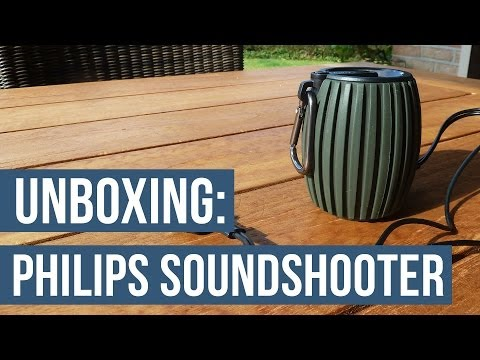 Unboxing the Philips Soundshooter SBT30 (Ask any questions in comments)