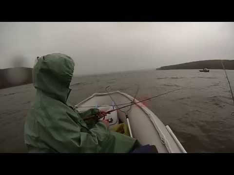 путешествие на лодке по красноярскому морю