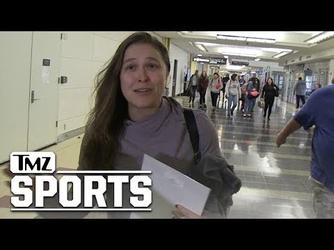 Ronda Rousey Would Be Honored to Meet Indiana School Shooting Hero | TMZ Sports